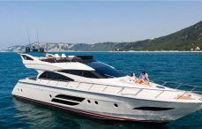 Crewed Motor yachts Charter
