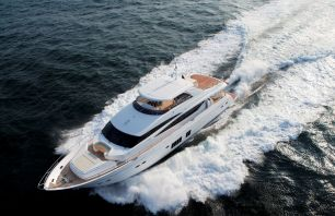 Crewed Motor Yacht