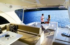 Crewed-motor yacht Charter