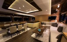 crewed-charter yacht