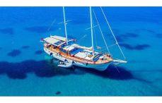 Crewed Gulet Charter Turkey